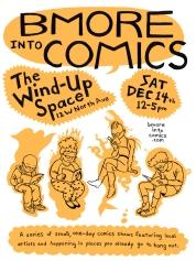 Bmore into Comics 2