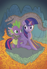 My Little Pony #37 Variant Cover
