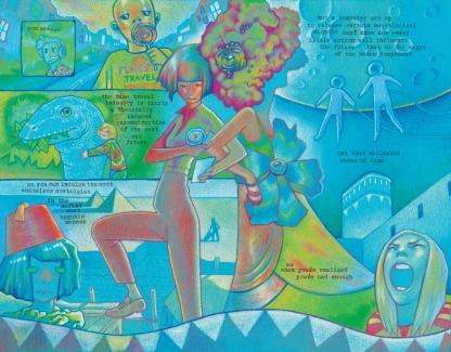 Baltimore Time Travel Anthology