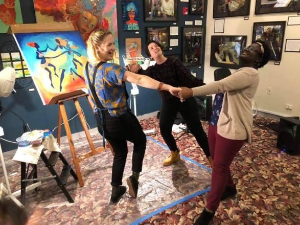 Live Painting & Music 70 Beekman St