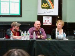 Panel Discussion MoCCA