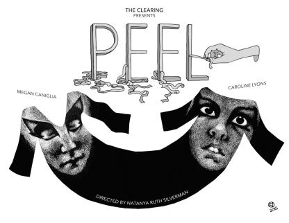 Peel Theatre Poster
