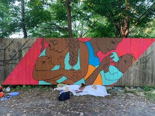 Ithaca Mural Project